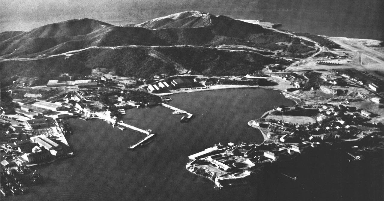 USNavy's base at Guantánamo