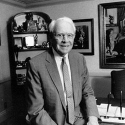 Headshot of Ivan E. Allen Jr.