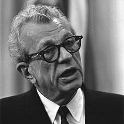Headshot of Everett M. Dirksen