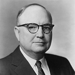"Headshot of James O. ""Jim"" Eastland"