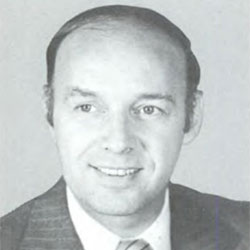 "Headshot of James R. ""Jim"" Jones"