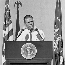 Headshot of Robert S. McNamara