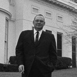 """Headshot of Albert W. """"Judge"""" Moursund III"""