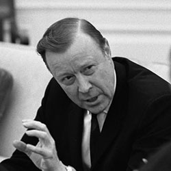 Headshot of Walter P. Reuther