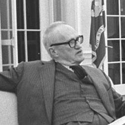 "Headshot of James H. ""Jim"" Rowe Jr."