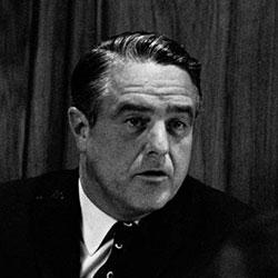 Headshot of R. Sargent Shriver