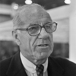 Headshot of Benjamin M. Spock