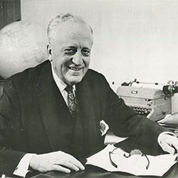 Headshot of Walker Stone
