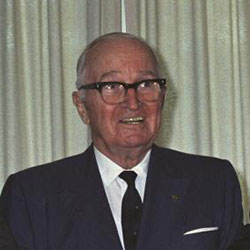 Headshot of Harry S. Truman