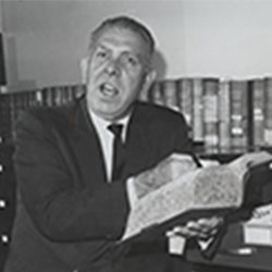 Headshot of Edwin E. Willis