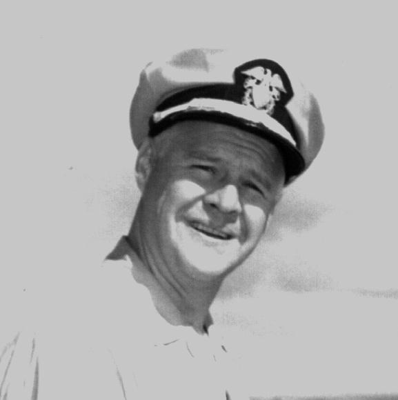 Headshot of Oliver S. Hallett