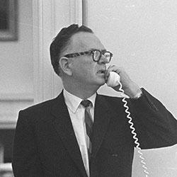 Headshot of Walter W. Jenkins